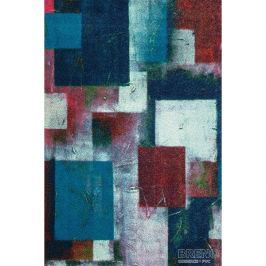 Sintelon koberce Kusový koberec City 42/PVP,   200x290 cm Modrá