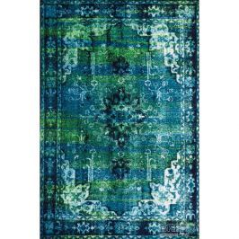 Sintelon koberce Kusový koberec City 60/PKP,   120x170 cm Zelená