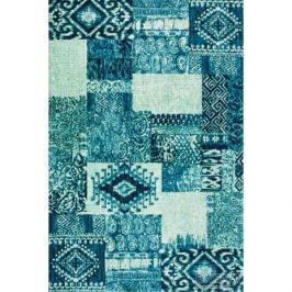 Sintelon koberce Kusový koberec City 62/VPK,   80x150 cm Modrá