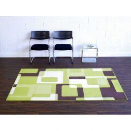 Hanse Home Collection koberce Kusový koberec Hamla 102015,   80x200 cm   Zelená