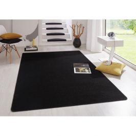 Hanse Home Collection koberce Koberec Fancy 103004 Schwarz,   80x300 cm   Černá