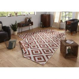 Bougari - Hanse Home koberce Twin-Wendeteppiche Kusový koberec 103130 terra creme,   200x290 cm   Hnědá