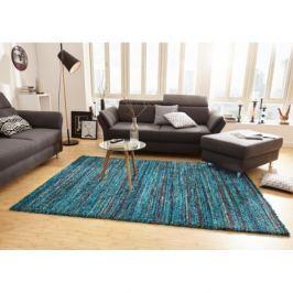 Mint Rugs - Hanse Home koberce Kusový koberec Nomadic 102691 Meliert Blau,   200x290 cm   Modrá