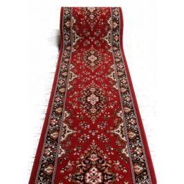 Spoltex koberce Liberec Běhoun Samira New 12001-011, Šířka běhounu šíře 120 cm Červená