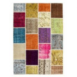 Obsession koberce Ručně tkaný kusový koberec SPIRIT 550 MULTI,   120x170 cm Oranžová