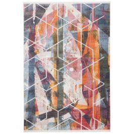Obsession koberce Kusový koberec Laos 458 Multi,   80x235 cm Červená
