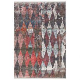 Obsession koberce Kusový koberec Laos 460 Multi,   80x235 cm Expres   Červená