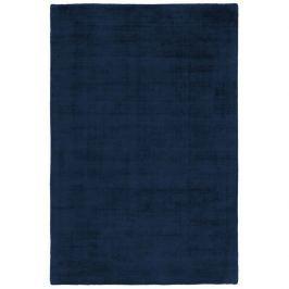 Obsession koberce Ručně tkaný kusový koberec Maori 220 Royla,   80x150 cm Modrá