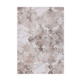 Lalee koberce Kusový koberec Gizem GIZ 200 Beige,   160x230 cm Béžová