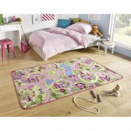 Hanse Home Collection koberce Kusový koberec Play 102378,   200x300 cm cm   Růžová