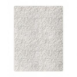 Vopi koberce Kusový bílý koberec Eton,   80x150 cm Bílá