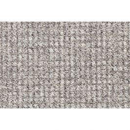 Metrážový koberec Textilia 39, Rozměr metrážního koberce 4m Rozměr na míru s obšitím Šedá