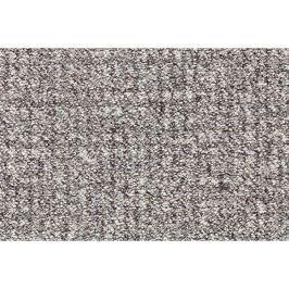 Metrážový koberec Textilia 94, Rozměr metrážního koberce 4m Rozměr na míru s obšitím Šedá