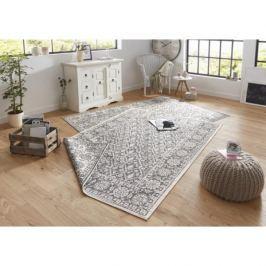 Bougari - Hanse Home koberce Twin-Wendeteppiche Kusový koberec 103116 grau creme,   200x290 cm   Šedá