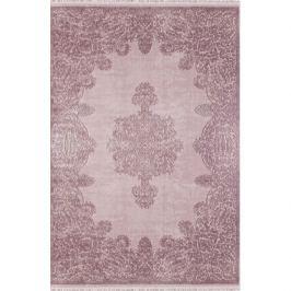 Ayyildiz koberce Kusový koberec Tabbo 1308 Damson,   100x300 cm Fialová