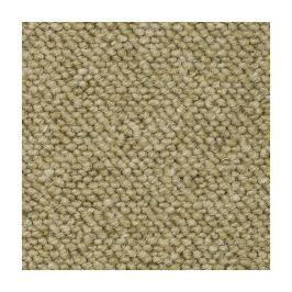 Metrážový koberec Alfawool 38 světle hnědý, Rozměr metrážního koberce 4m Rozměr na míru s obšitím Hnědá