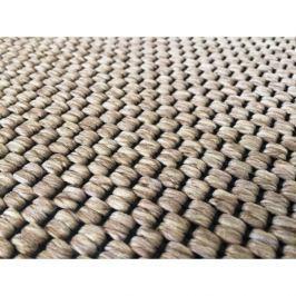 Vopi koberce Metrážový koberec Nature světle béžový, Rozměr metrážního koberce 4m Rozměr na míru s obšitím Béžová