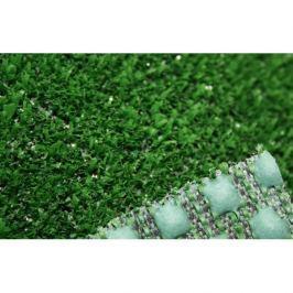 Spoltex koberce Liberec  130x740 cm Blackburn s nopy, Rozměr metrážního koberce  Spodní část s nopy (na pevné podklady) Zelená