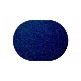 Vopi koberce Kusový modrý koberec Eton ovál,   140x200 cm Modrá