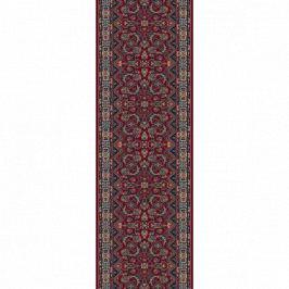 Lano luxusní orientální koberce Běhoun Konia 1175-501, Šířka běhounu šíře 120 cm Hnědá