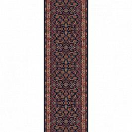 Lano luxusní orientální koberce Běhoun Konia 1175-534, Šířka běhounu šíře 90 cm Červená, Modrá
