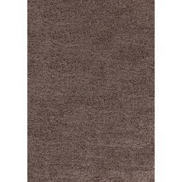 Ayyildiz koberce Kusový koberec Dream Shaggy 4000 Mocca,   160x230 cm Hnědá