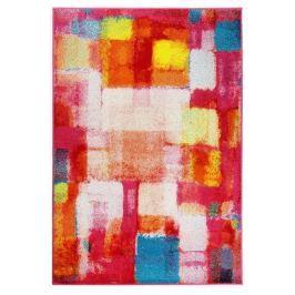 Sintelon koberce Kusový koberec City 33/RVR,   140x200 cm Červená