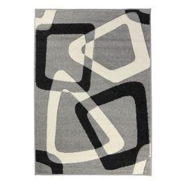 Oriental Weavers koberce Kusový koberec Portland 561 Z23 E,   67x120 cm Šedá