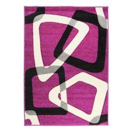 Oriental Weavers koberce Kusový koberec Portland 561 Z23 Z,   80x140 cm Fialová