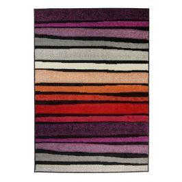 Oriental Weavers koberce Kusový koberec Portland 480 Z23 M,   80x140 cm Fialová
