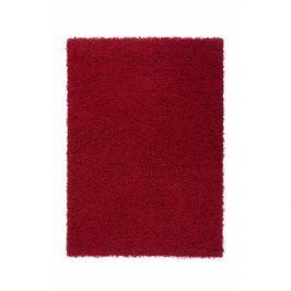 Obsession koberce Kusový koberec FUNKY 300 BORDEAUX,   67x67 kruh Bordó