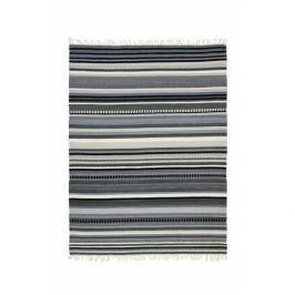 Obsession koberce Ručně tkaný kusový koberec KILIM 781 GREY,   200x290 cm Expres   Šedá
