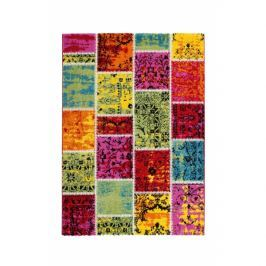 Obsession koberce Kusový koberec WAIKIKI 383 MULTI,   200x290 cm Expres   Červená