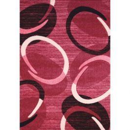 Spoltex koberce Liberec Kusový koberec Florida fuchsia 9828,   200x290 cm Fialová