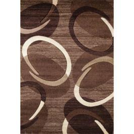 Spoltex koberce Liberec Kusový koberec Florida brown 9828,   120x170 cm Hnědá