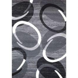 Spoltex koberce Liberec Kusový koberec Florida grey 9828,   120x170 cm Šedá