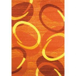 Spoltex koberce Liberec Kusový koberec Florida orange 9828,   120x170 cm Oranžová