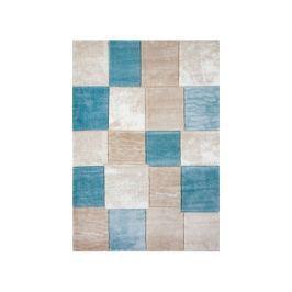 Spoltex koberce Liberec Kusový koberec Topaz turkis 1166,   120x170 cm Béžová