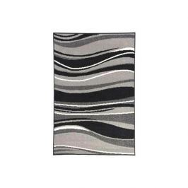 Oriental Weavers koberce Kusový koberec Portland 1598 Z23 H,   67x120 cm Šedá
