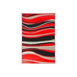 Oriental Weavers koberce Kusový koberec Portland 1598 Z23 C,   133x190 cm Červená