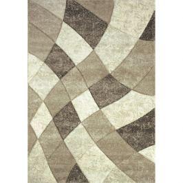 Spoltex koberce Liberec Kusový koberec Daisy Carving beige 7835,   200x290 cm Béžová