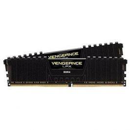 Corsair 16GB KIT DDR4 2666MHz CL16 Vengeance LPX černá