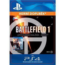 Battlefield 1 Shortcut Kit: Scout Bundle - PS4 CZ Digital