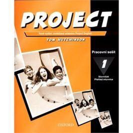 Project 1 Work Book: Pracovní sešit