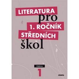 Literatura pro 1. ročník středních škol: Učebnice