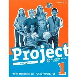 Project 1 Třetí vydání: Pracovníá sešit + CD-ROM