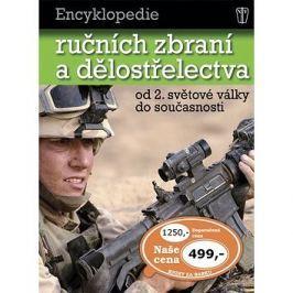 Encyklopedie ručních zbraní a dělostřelectva: od 2. světové války do současnosti
