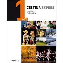 Čeština expres 1 (A1/1) + CD: angličtina