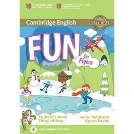 Fun for Flyers Student's Book: Third edition; with online activities