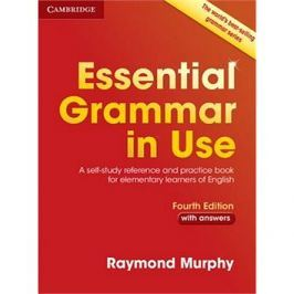 Essential Grammar in Use: with answers